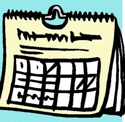 Calendario económico del 2 al 7 de Septiembre