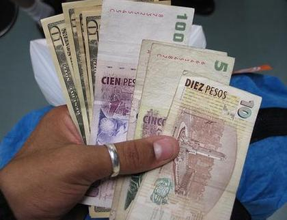 Tipo de Cambio Peso/Dólar