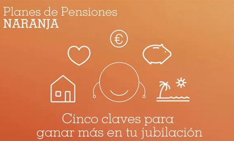 Planes pensiones ING