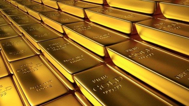 Reservas de Oro en China