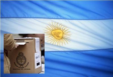Elecciones argentina donde votar padron foro