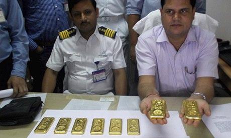 oro avión india