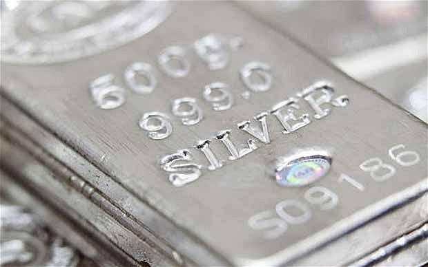 plata la peor materia prima en 2013