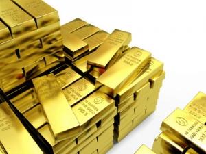 lingotes oro físico