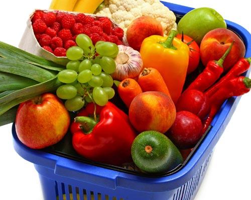 cesta de alimentos e impuestos en México