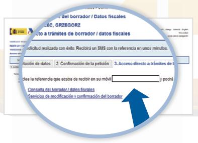 programa reno: borrador de la declaracion de la renta