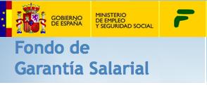 FOGASA: fondo de garantía salarial