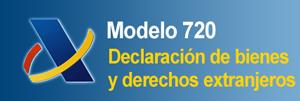 Resultado de imagen de MODELO 720