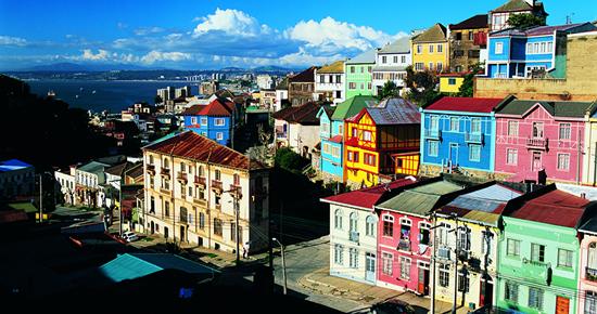 Las mejores ciudades para vivir en Chile: Valparaíso. Chile