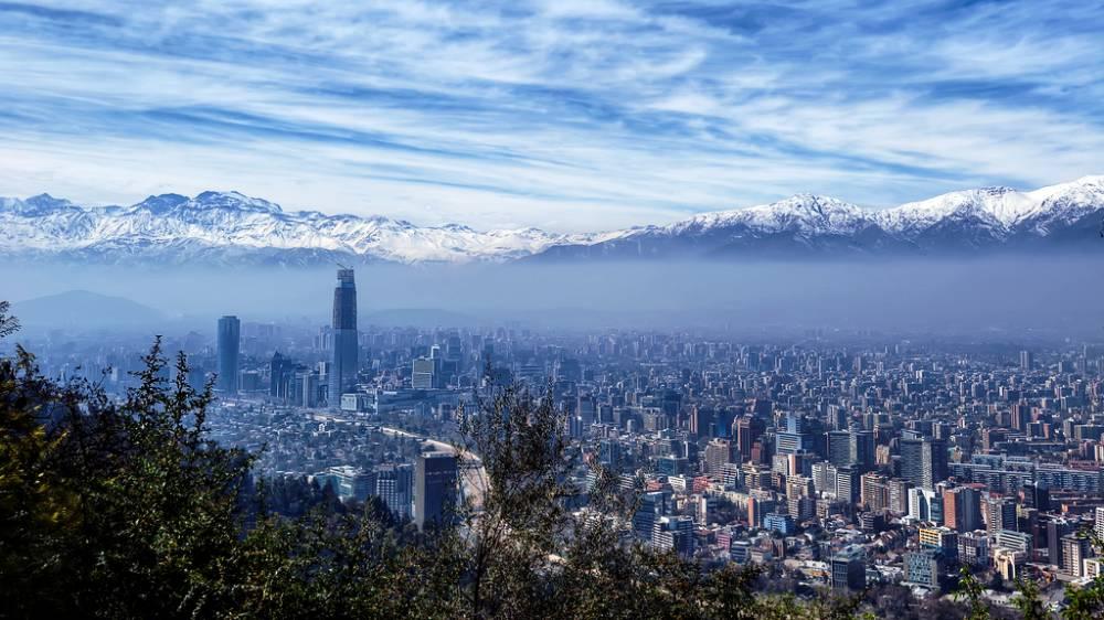 Los diez mejores lugares de Chile para visitar: santiago chile