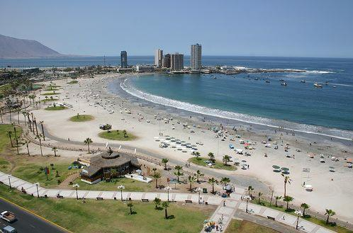 Los diez mejores lugares de Chile para visitar: iquique