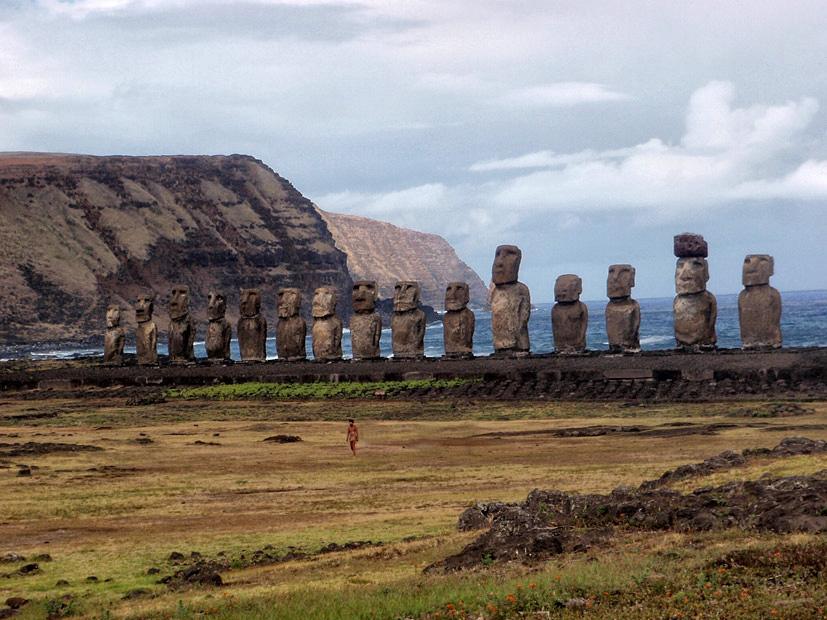 Los diez mejores lugares de Chile para visitar: isla de pascua