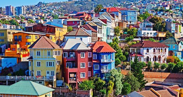 Los diez mejores lugares de Chile para visitar: valparaiso chile