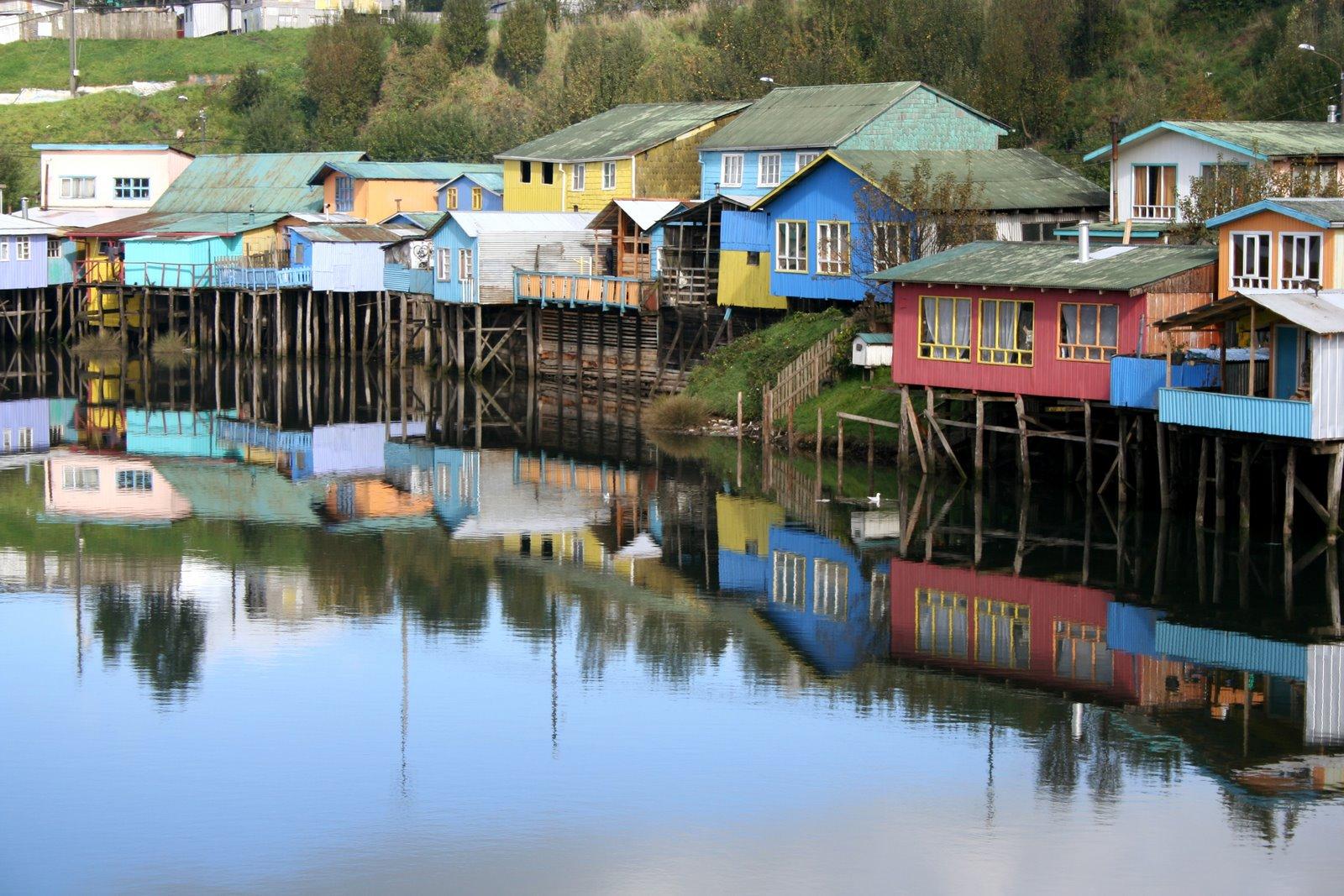 Los diez mejores lugares de Chile para visitar: chiloe