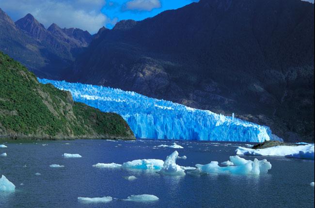Los diez mejores lugares de Chile para visitar: laguna san rafael chile