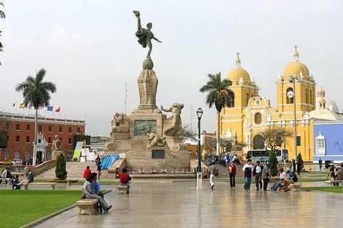 Mejores ciudades Perú. Trujillo