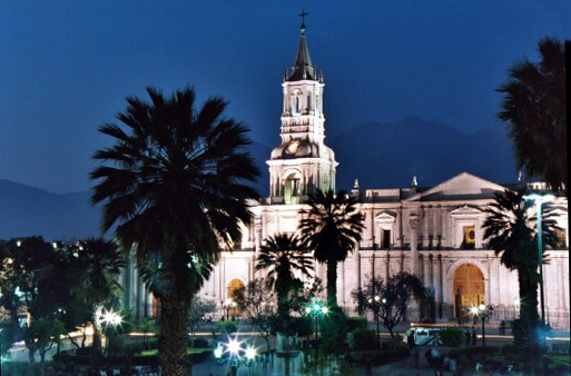 Mejores ciudades Perú. Arequipa
