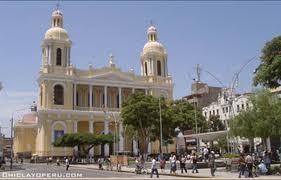 Mejores ciudades Perú. Chiclayo