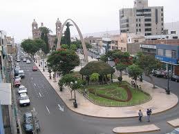 Mejores ciudades Perú. Tacna