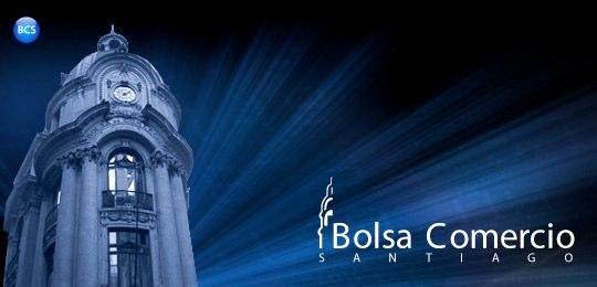 IPSA. Bolsa de Comercio de Santiago