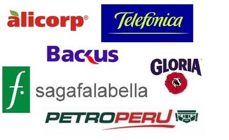 empresas más importantes del perú