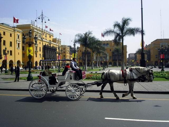 Principales destinos turísticos de Perú: Lima