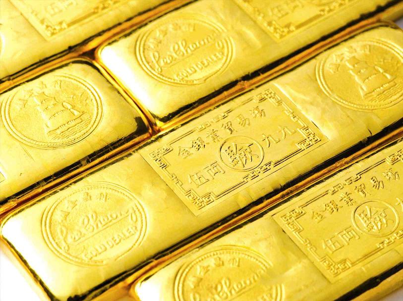 China y el Oro Mundial