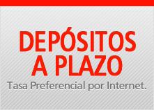 Depósito a plazo por Internet Banco Santander Chile