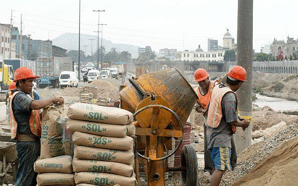Sector construccion empresas más importantes