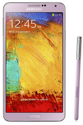 Mejor phablet: samsung galaxy note 3
