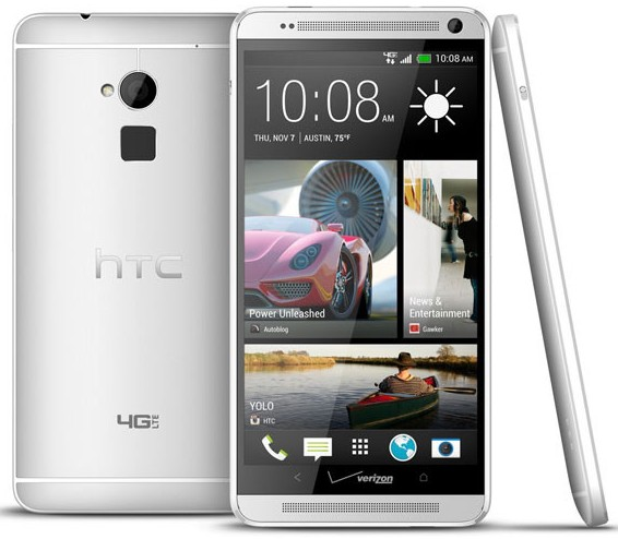mejor phablet: HTC One Max