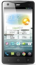 Mejor Phablet: Acer Loquid S1 DUO