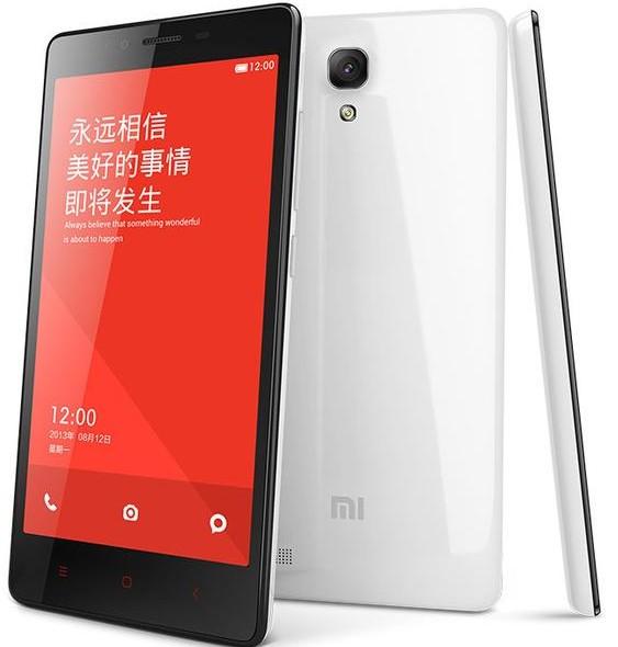 Mejor Phablet: Xiaomi Redmi Note