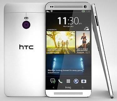 Smartphone mas vendido: HTC One M8