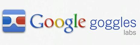 Android Google Googles para información objetos
