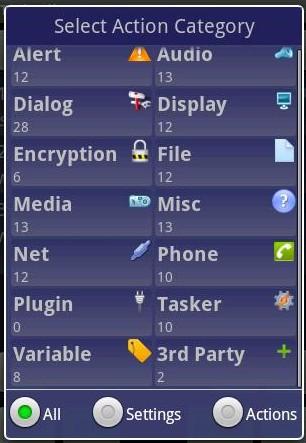 Android utilizar Tasker para programar tareas