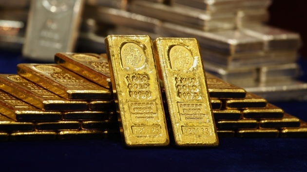 China mercado mundial del oro