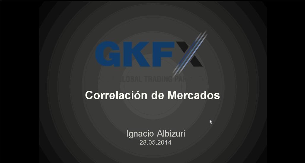 Webinar curso Ignacio Albizuri correlacion mercado