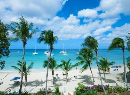 países en los que los peruanos pueden viajar sin visa: Barbados