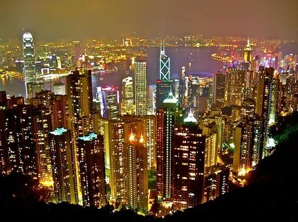 países en los que los peruanos pueden viajar sin visa: Hong Kong