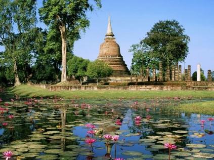 países en los que los peruanos pueden viajar sin visa: tailandia