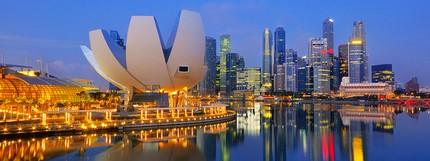 países en los que los peruanos pueden viajar sin visa: singapur