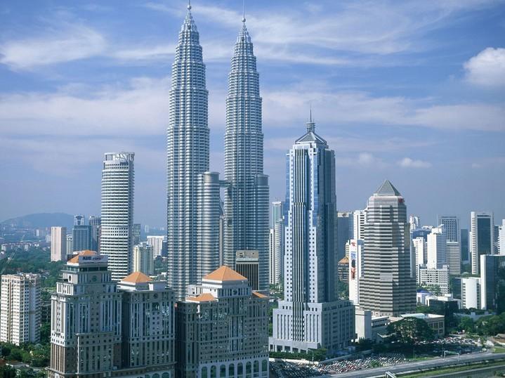 lugares para peruanos viajar sin visa: malasia