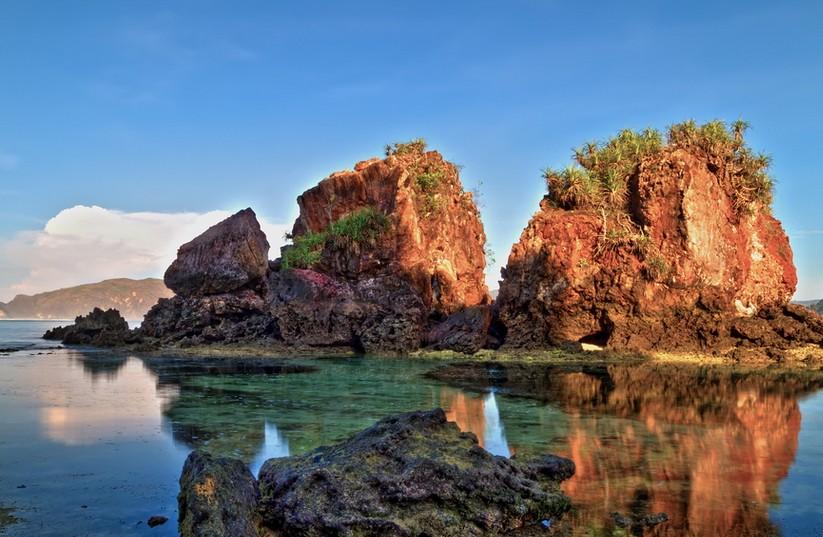 lugares para peruanos viajar sin visa:  indonesia