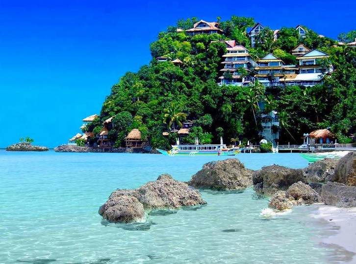 lugares para peruanos viajar sin visa: filipinas