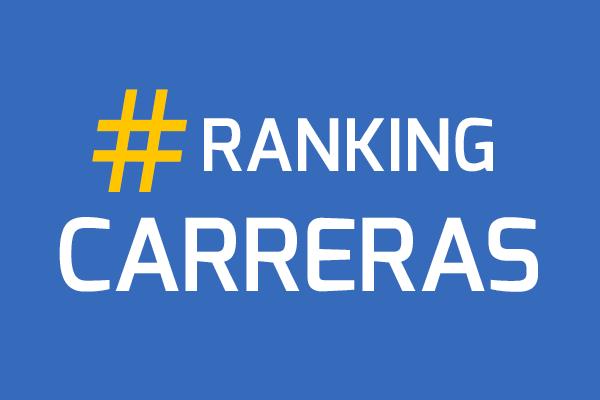 ranking carreras