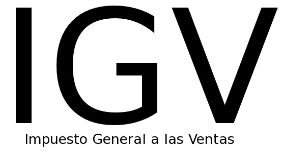 ¿Qué es el IGV?