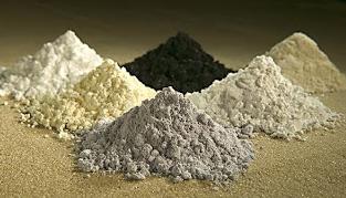 metales estrategicos - rare earth