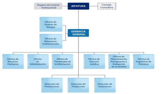 Organigrama ONP