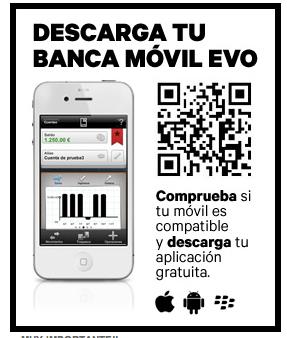 Banca Móvil Evo Banco